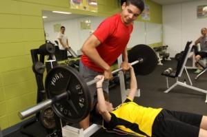 Gymnase poids